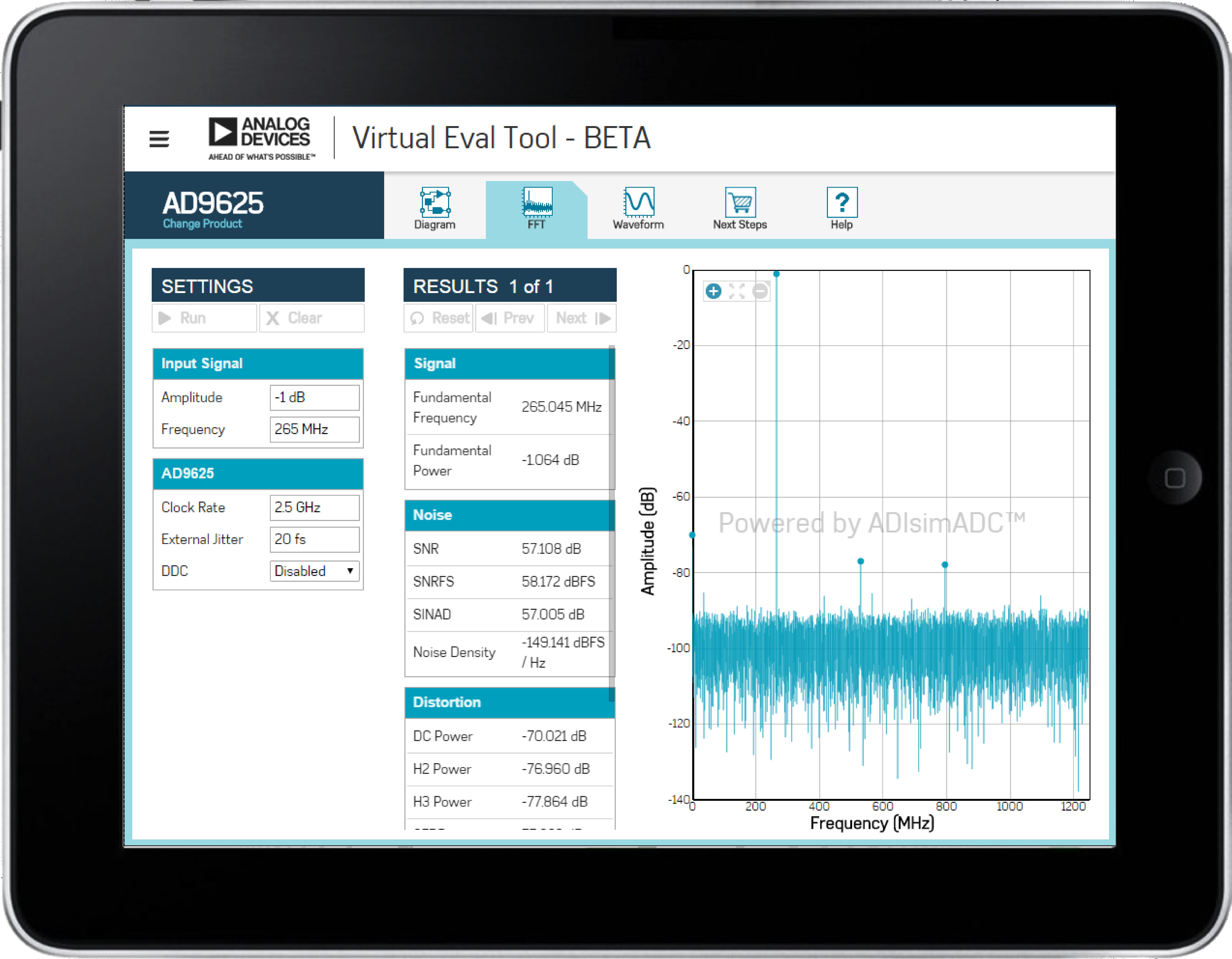 BETA Circuit Design Tools | Analog Devices